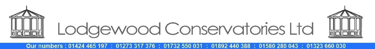 Conservatories services East Sussex and the surrounding areas