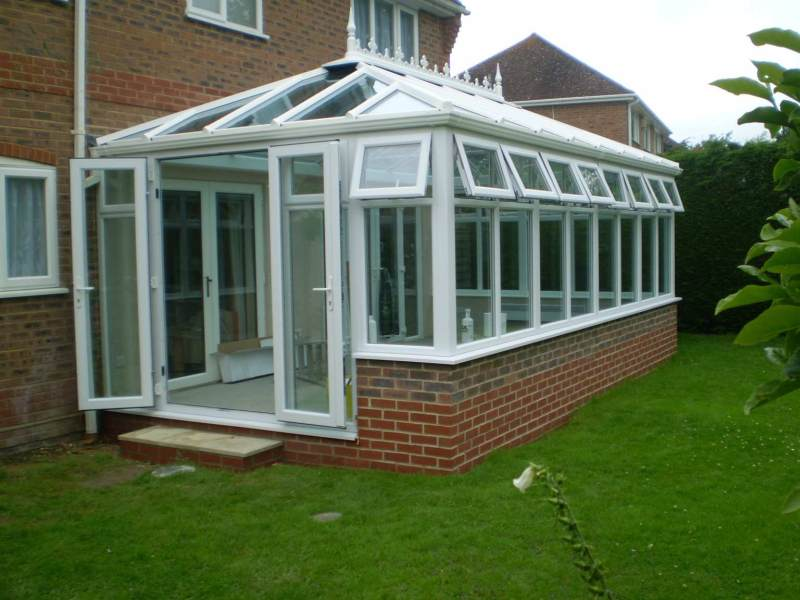 conservatory in East Sussex
